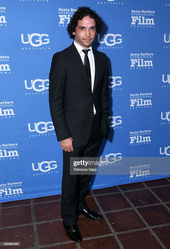 Actor Reece Ritchie attends the 30th Santa Barbara International Film Festival, Opening Night presentation of 'Desert Dancer' on January 27, 2015 in Santa Barbara, California.