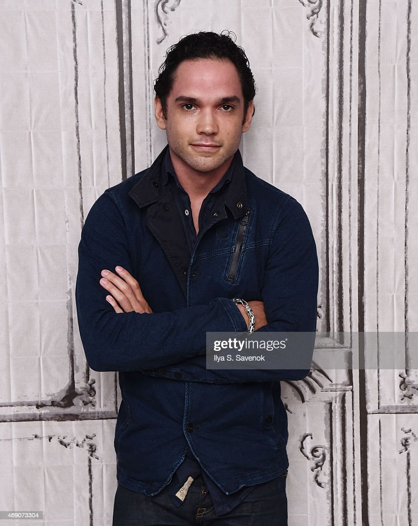Actor Reece Ritchie attends the AOL BUILD Speaker Series with the cast of 'Desert Dancer' at AOL Studios on April 9, 2015 in New York City.