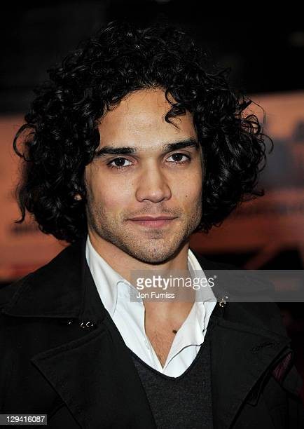 Actor Reece Ritchie attends the European Premiere of Brighton Rock at Odeon West End on February 1 2011 in London England