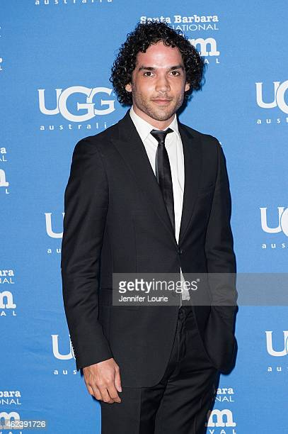 Actor Reece Ritchie attends the Opening Night of the 30th Santa Barbara International Film Festival featuring 'Desert Dancer' at the Arlington...