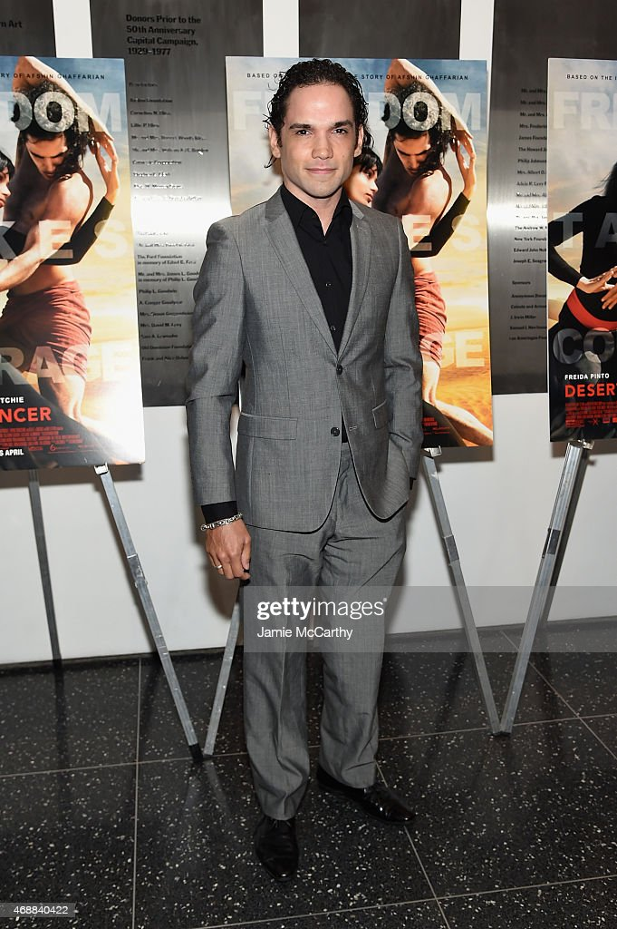 "Special Screening Of Relativity Studio's ""Desert Dancer"" - Arrivals"