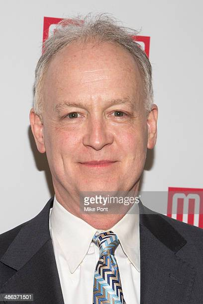 Actor Reed Birney attends the after party for the Broadway opening night for Casa Valentina at Copacabana on April 23 2014 in New York City