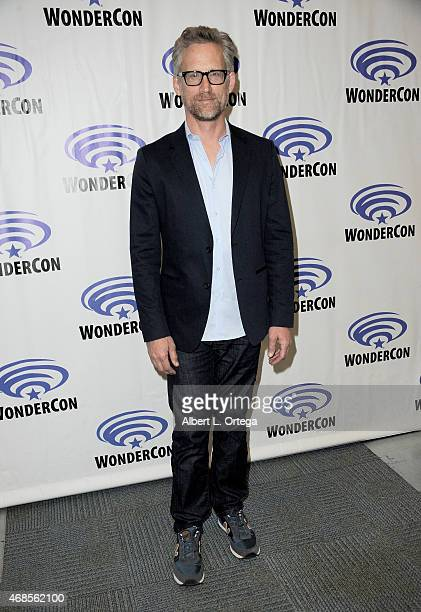 Actor Reed Diamond attends day 1 of WonderCon Anaheim 2015 held at Anaheim Convention Center on April 3, 2015 in Anaheim, California.