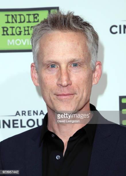 """Actor Reed Diamond attends the premiere of Indie Rights' """"Confessions of a Teenage Jesus Jerk"""" at Arena Cinelounge on February 24, 2018 in Hollywood,..."""