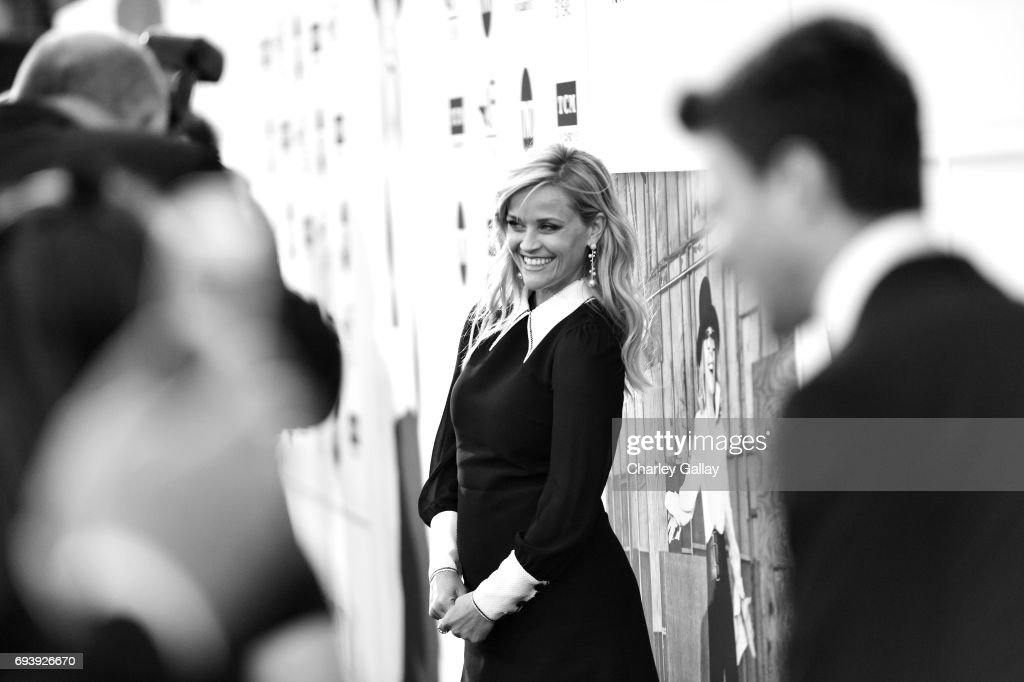 Actor Reese Witherspoon arrives at American Film Institute's 45th Life Achievement Award Gala Tribute to Diane Keaton at Dolby Theatre on June 8, 2017 in Hollywood, California. 26658_003
