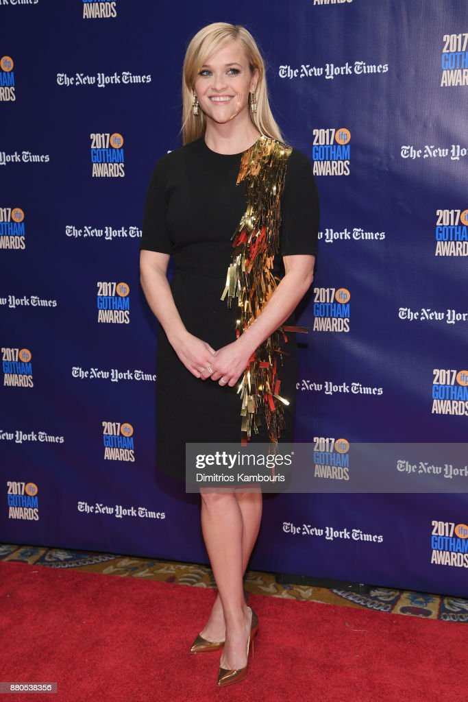 IFP's 27th Annual Gotham Independent Film Awards - Red Carpet : News Photo