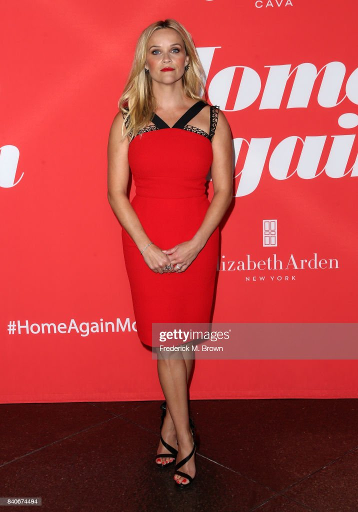 Actor Reese Witherspoon attends the premiere of Open Road Films' 'Home Again' at the Directors Guild of America on August 29, 2017 in Los Angeles, California.