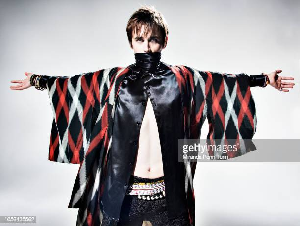 Actor Reeve Carney is photographed on May 2 2017 in Los Angeles California