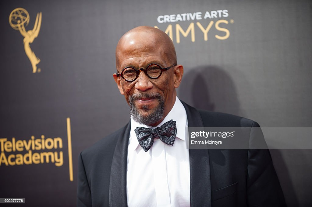 2016 Creative Arts Emmy Awards - Day 1 - Arrivals : News Photo