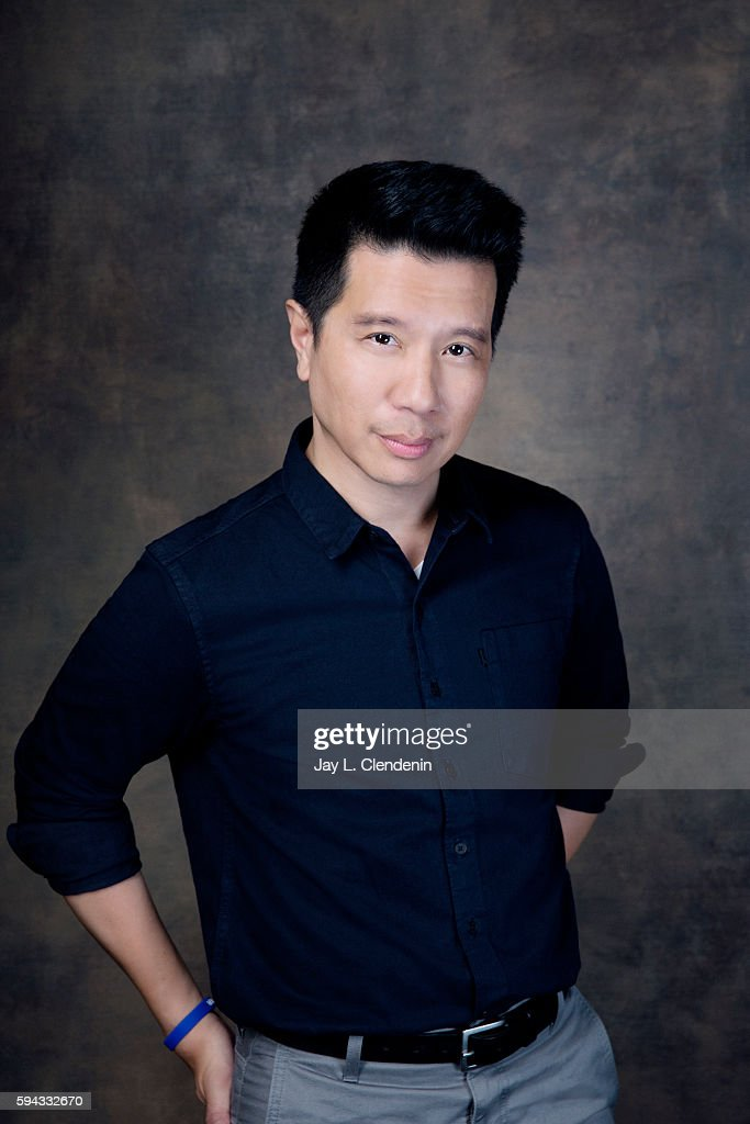 Actor Reggie Lee of 'Grimm' is photographed for Los Angeles Times at San Diego Comic Con on July 22, 2016 in San Diego, California.