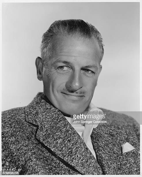 Actor Reginal Denny at the time of his appearance in the 1942 movie Eyes in the Night
