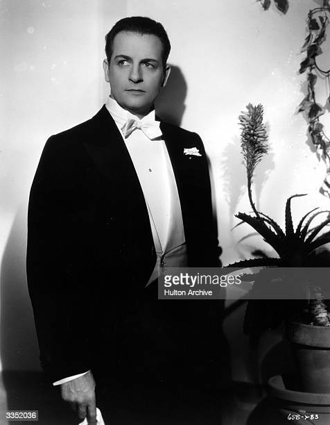 Actor Reginald Denny as Gerald in MGM's 'Man Of The Nile'