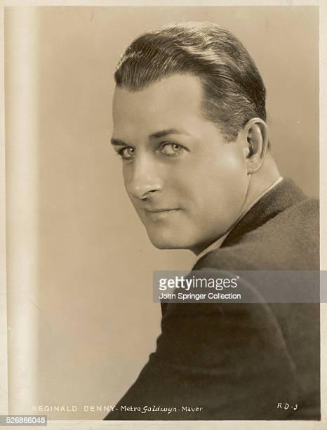 Actor Reginald Denny