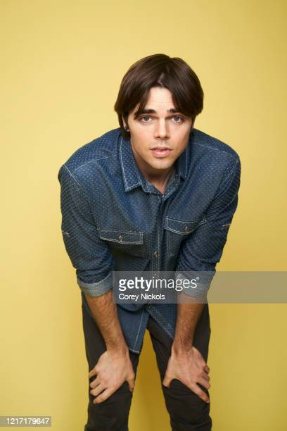 Actor Reid Ewing is photographed for TV Guide magazine on January 8 2020 in Pasadena California