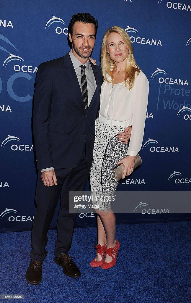 Oceana Partners Award Gala With Former Secretary Of State Hillary Rodham Clinton and HBO CEO Richard Plepler : Fotografía de noticias