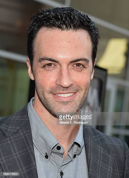 Actor Reid Scott attends a special screening of Summit Entertainment's Now You See Me at the ArcLight Theaters Hollywood on May 23 2013 in Hollywood...