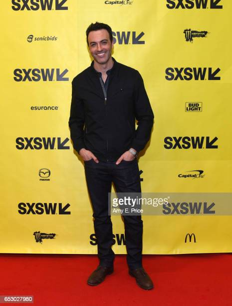 Actor Reid Scott attends 'Featured Session VEEP Cast' during 2017 SXSW Conference and Festivals at Austin Convention Center on March 13 2017 in...