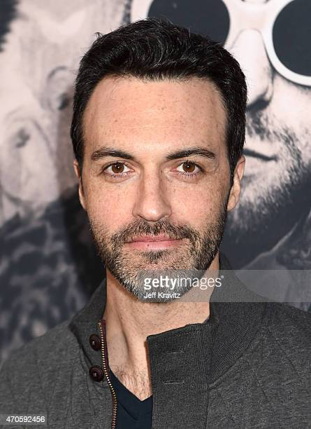 Actor Reid Scott attends HBO's 'Kurt Cobain Montage Of Heck' Los Angeles Premiere at the Egyptian Theatre on April 21 2015 in Hollywood California