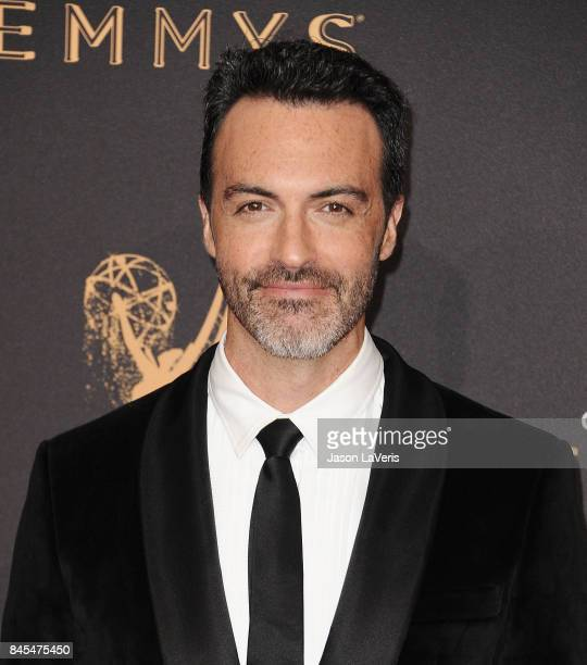 Actor Reid Scott attends the 2017 Creative Arts Emmy Awards at Microsoft Theater on September 10, 2017 in Los Angeles, California.