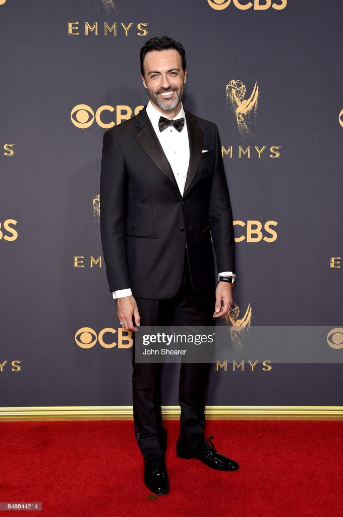 Actor Reid Scott attends the 69th Annual Primetime Emmy Awards at Microsoft Theater on September 17, 2017 in Los Angeles, California.