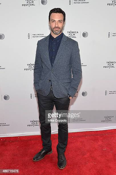 Actor Reid Scott attends the Sister Premiere during the 2014 Tribeca Film Festival at the SVA Theater on April 25 2014 in New York City