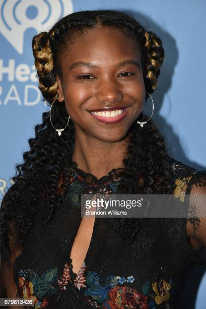 Actor Reiya Downs attends the premier of Warner Bros Pictures' 'Everything Everything' at TCL Chinese Theatre on May 6 2017 in Hollywood California