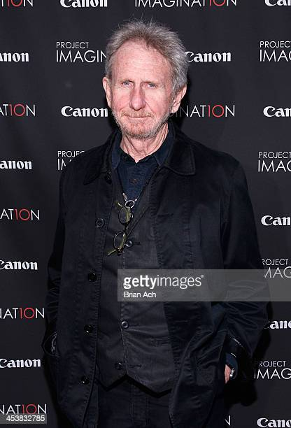 Actor Rene Auberjonois attends Canon's Brooklyn screening of the Project Imaginat10n Film Festival on December 5 2013 in New York City