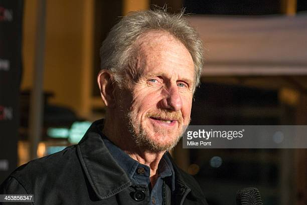 Actor Rene Auberjonois attends the 2013 Project Imaginat10n Film Festival at Williamsburg Cinemas on December 5 2013 in the Brooklyn borough of New...