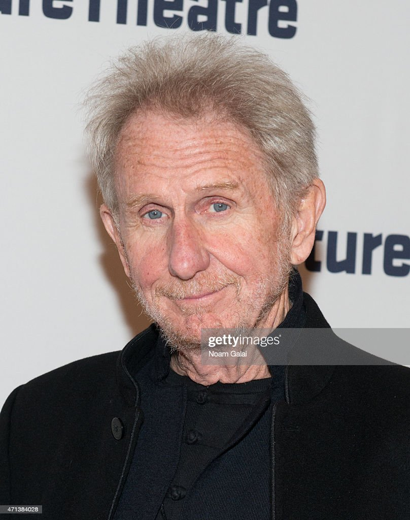 Actor Rene Auberjonois attends the 2015 Signature Theatre Gala at The Signature Center on April 27, 2015 in New York City.