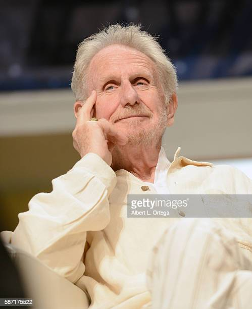 Actor Rene Auberjonois on day 5 of Creation Entertainment's Official Star Trek 50th Anniversary Convention at the Rio Hotel Casino on August 7 2016...