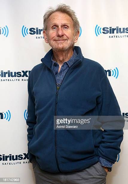 Actor Rene Auberjonois who provided the voice of Louis the chef in Walt Disney's 1989 animated movie 'The Little Mermaid' visits the SiriusXM Studios...