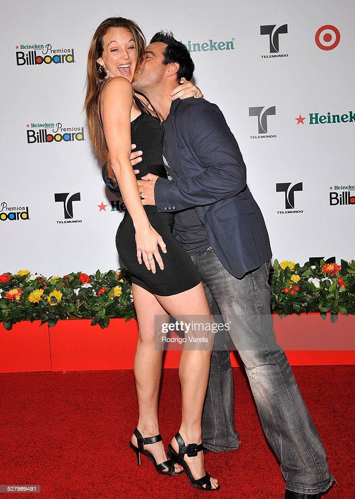2008 Billboard Latin Music Awards - Arrivals : Nyhetsfoto