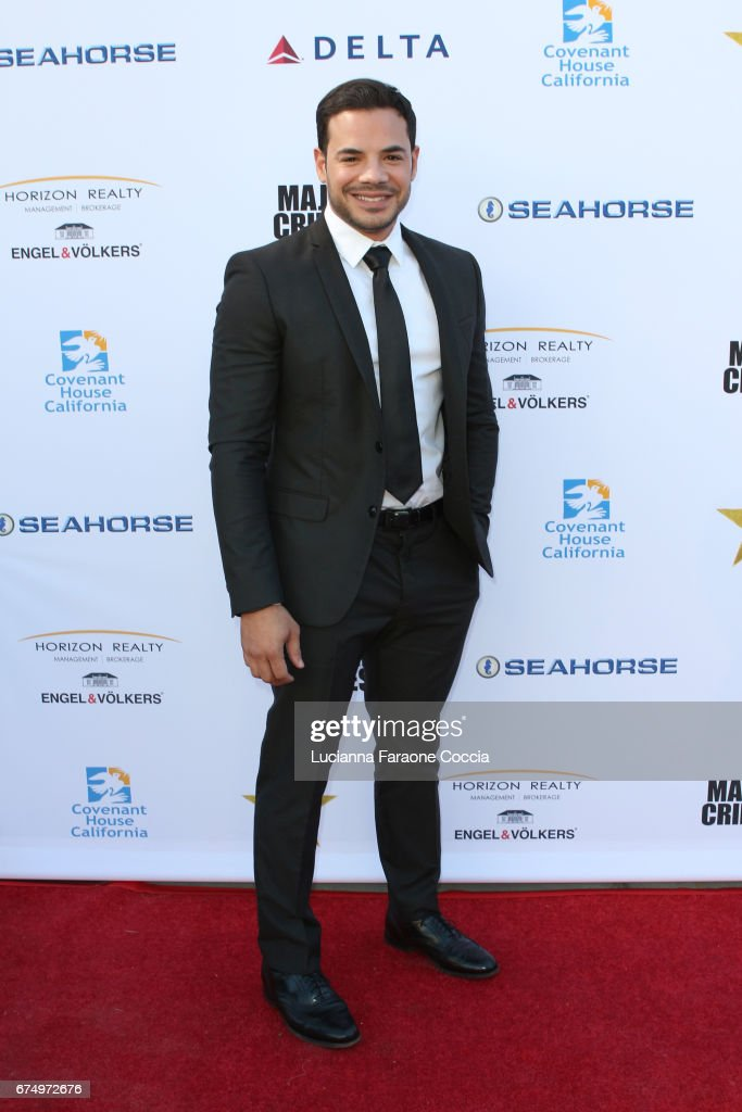 Covenant House Gala 2017 - Arrivals : News Photo