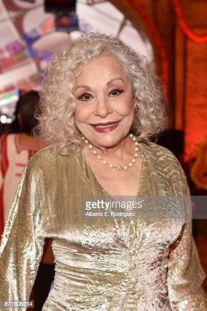 Actor Renee Victor at the US Premiere of DisneyPixar's 'Coco' at the El Capitan Theatre on November 8 in Hollywood California