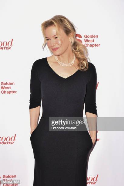Actor Renee Zellweger attends The ALS Association Golden West Chapter's 2017 Champions for Care and a Cure event at Fairmont Miramar Hotel on...