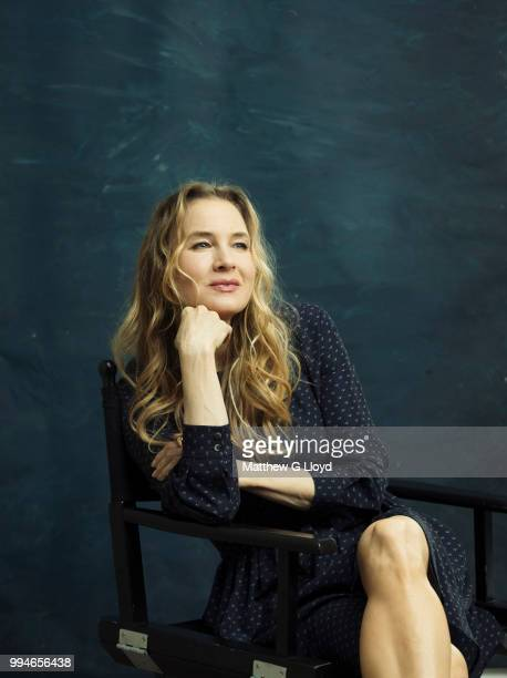 Actor Renee Zellweger is photographed for the Los Angeles Times on August 30 2016 in London England