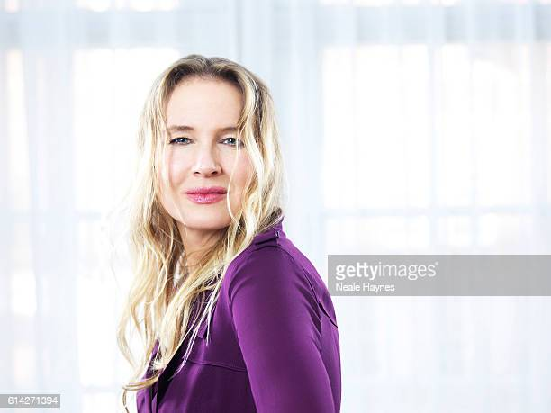 Actor Renee Zellweger is photographed for USA Today on August 31 2016 in London England