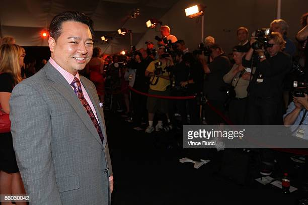 Actor Rex Lee arrives at the 20th Annual GLAAD Media Awards held at NOKIA Theatre LA LIVE on April 18, 2009 in Los Angeles, California.