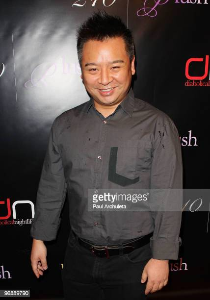 Actor Rex Lee arrives to celebrate the grand opening of Bar210 And Plush at Bar 210 in The Beverly Hilton hotel on February 19, 2010 in Beverly...