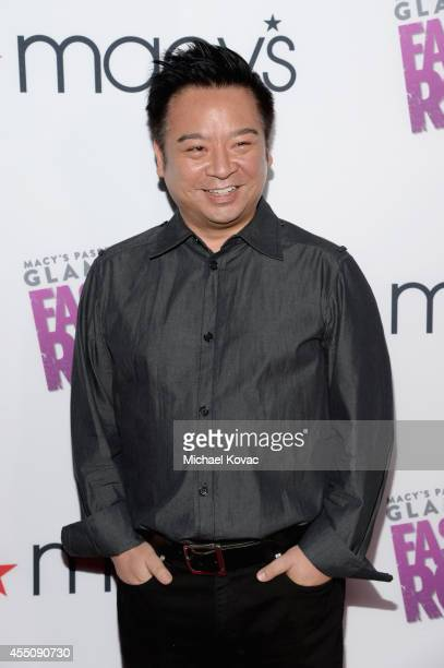 Actor Rex Lee attends Glamorama Fashion Rocks presented by Macy's Passport at Create Nightclub on September 9 2014 in Los Angeles California