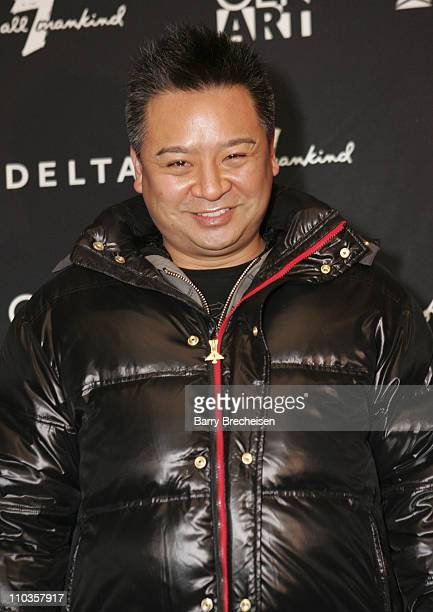 Actor Rex Lee attends the Gen Art Fresh Faces Party hosted by Seven Jeans at the Sky 360 Lounge on January 18, 2008 in Park City, Utah.