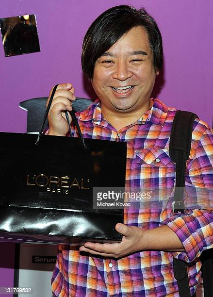Actor Rex Lee attends the HBO Luxury Lounge in honor of the 68th Annual Golden Globe Awards at The Four Seasons Hotel on January 15 2011 in Beverly...