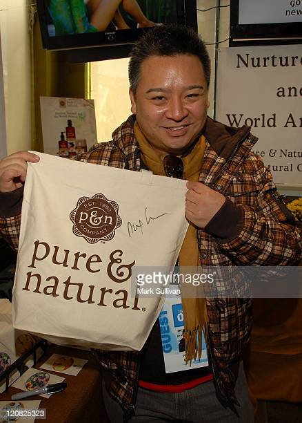 Actor Rex Lee attends the Pure & Natural Celebrity Eco Retreat produced by Backstage Creations on January 19, 2008 in Park City, Utah.