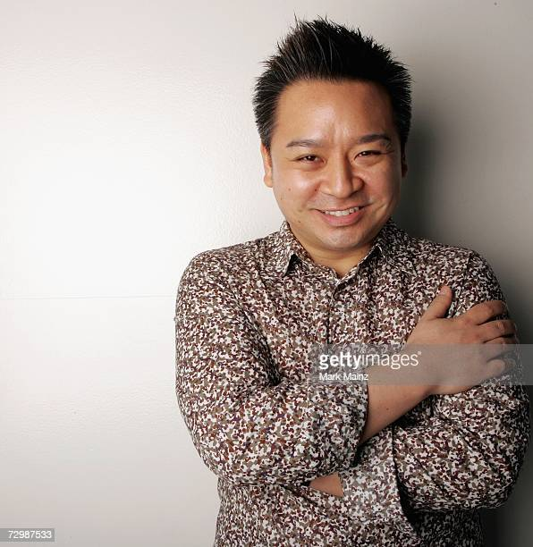 Actor Rex Lee poses for a portrait at the 2007 World Talent Style Lounge held before the 64th Annual Golden Globe Awards at the Beverly Hilton Hotel...