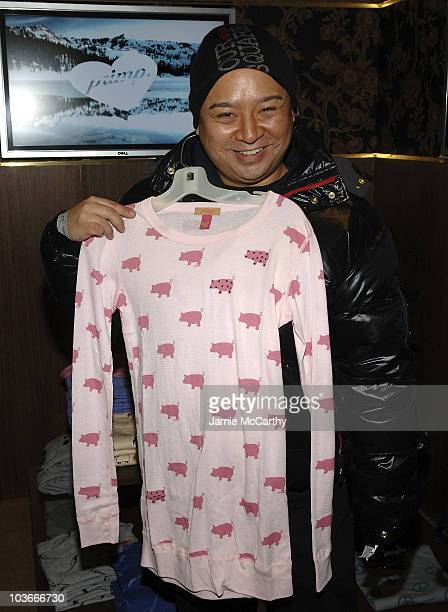 Actor Rex Lee with Primp Clothing at Boost Mobile Lounge at Marquee on January 18, 2008 in Park City, Utah.