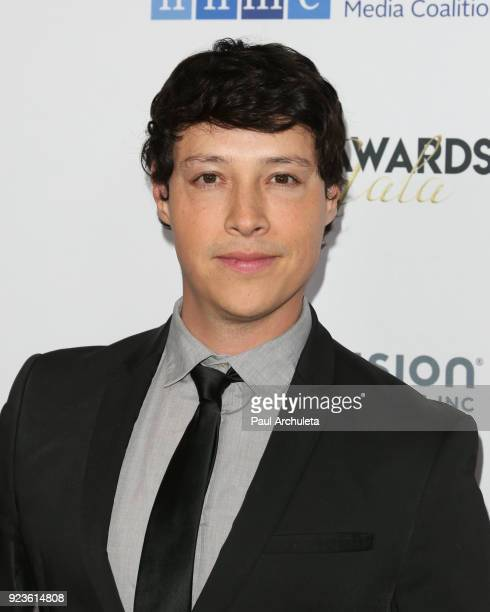 Actor Reynaldo Pacheco attends the National Hispanic Media Coalition's 21st annual Impact Awards at the Beverly Wilshire Four Seasons Hotel on...