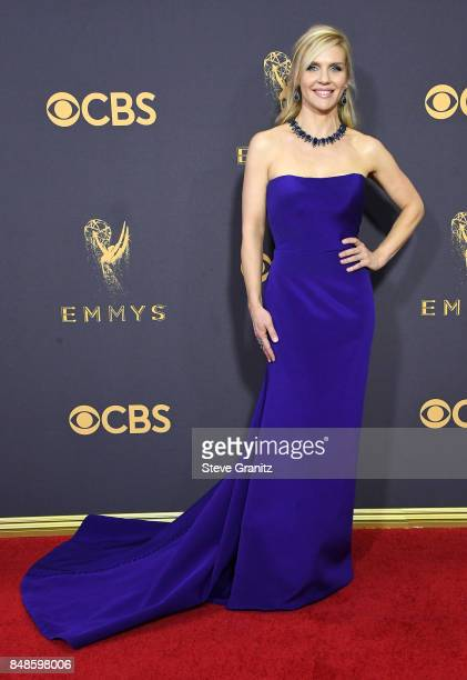 Actor Rhea Seehorn attends the 69th Annual Primetime Emmy Awards at Microsoft Theater on September 17 2017 in Los Angeles California