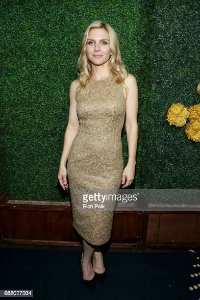 Actor Rhea Seehorn attends the Sony Pictures Television LA Screenings Party at Catch LA on May 24 2017 in Los Angeles California