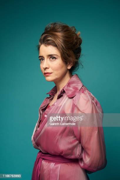 Actor Érica Rivas from the film 'The Sleepwalkers' poses for a portrait during the 2019 Toronto International Film Festival at Intercontinental Hotel...