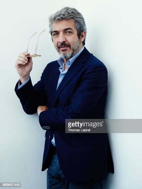 Actor Ricardo Darin is photographed for Gala Magazine on May 24 2017 in Cannes France